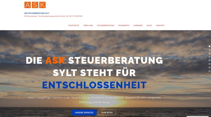 Steuerberater Sylt